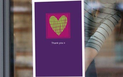 Seven great ways to say 'thank you'